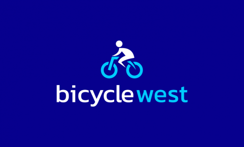Bicyclewest - Fitness company name for sale