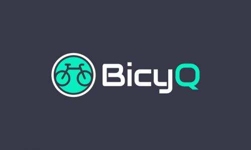 Bicyq - Technology company name for sale