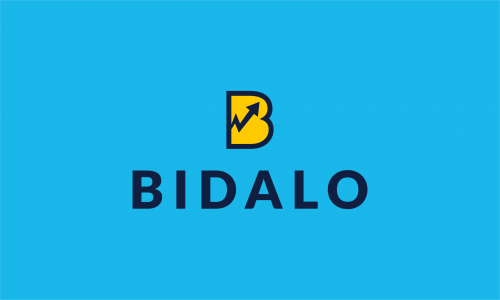 Bidalo - Business domain name for sale