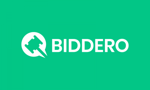 Biddero - Retail business name for sale