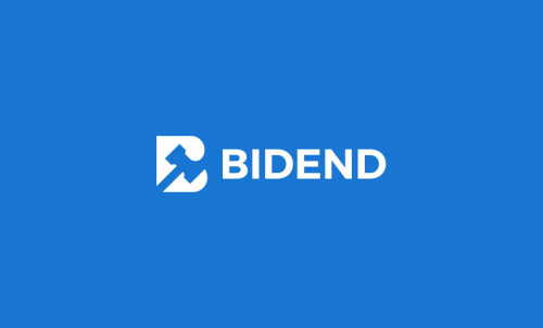 Bidend - Ideal domain for any auction business