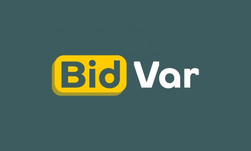 Bidvar - Finance business name for sale
