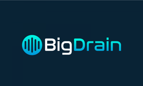 Bigdrain - Technology product name for sale