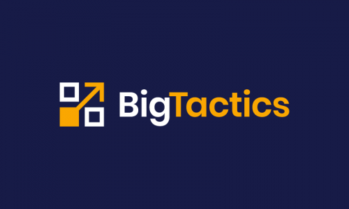 Bigtactics - Business brand name for sale