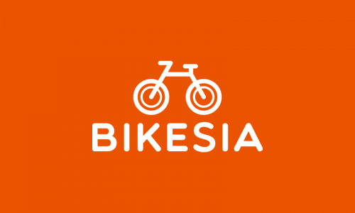 Bikesia - Retail domain name for sale