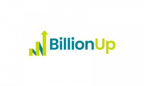 Billionup - Business domain name for sale