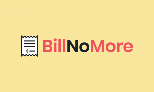 Billnomore - Accountancy company name for sale