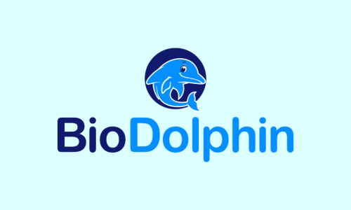 Biodolphin - Biotechnology business name for sale
