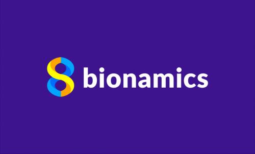 Bionamics - A great biotech brand name