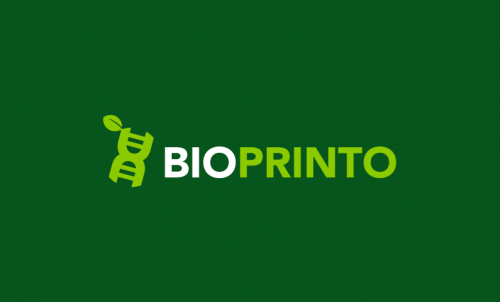 Bioprinto - Biotechnology business name for sale