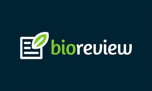 Bioreview - Biotechnology business name for sale
