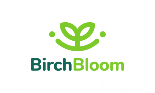 Birchbloom - Peaceful business name for sale