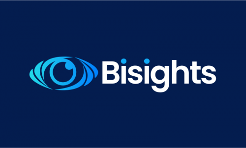 Bisights - Technology company name for sale