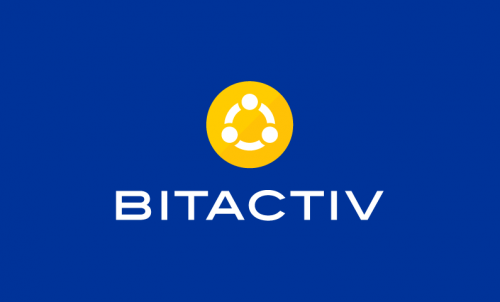 Bitactiv - Cryptocurrency brand name for sale