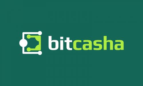 Bitcasha - Potential product name for sale