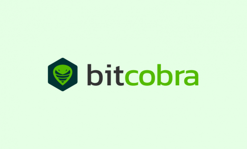 Bitcobra - Cryptocurrency business name for sale
