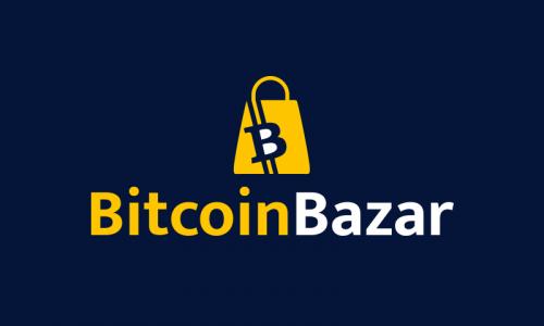 Bitcoinbazar - Cryptocurrency brand name for sale