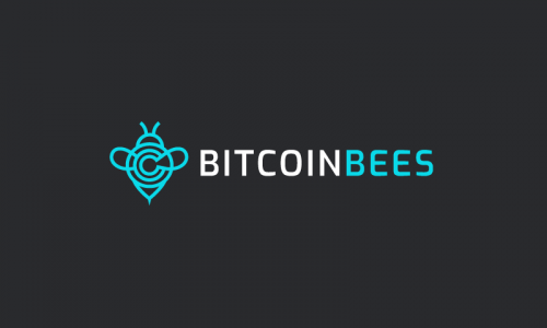 Bitcoinbees - Cryptocurrency startup name for sale