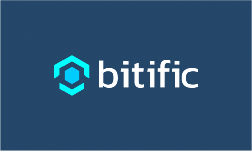 Bitific - Business business name for sale