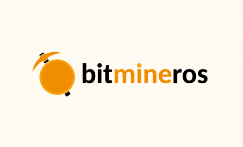 Bitmineros - Mining startup name for sale