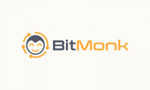 Bitmonk - Education business name for sale