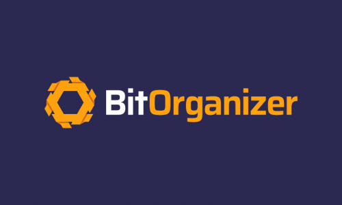 Bitorganizer - Cryptocurrency domain name for sale