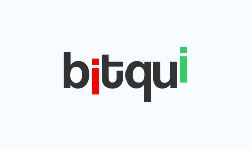 Bitqui - Finance domain name for sale