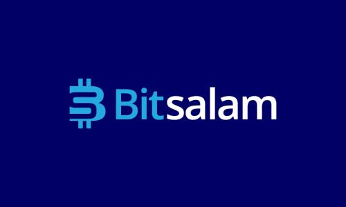 Bitsalam - Finance brand name for sale