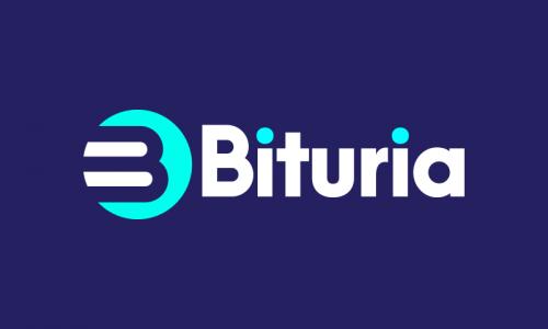 Bituria - Technology domain name for sale