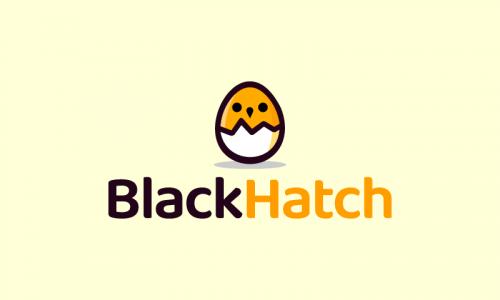 Blackhatch - Retail company name for sale