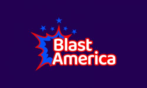 Blastamerica - E-commerce company name for sale
