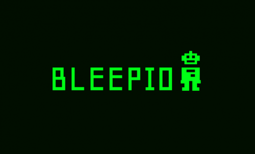Bleepio - Fun name for a robotics brand