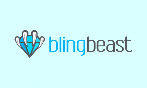 Blingbeast - E-commerce company name for sale