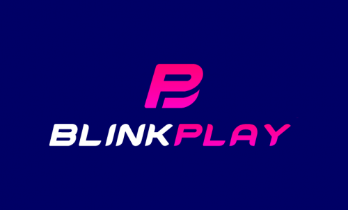Blinkplay - Video games domain name for sale