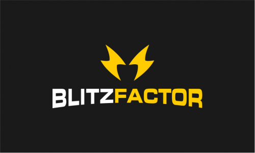 Blitzfactor - Business brand name for sale