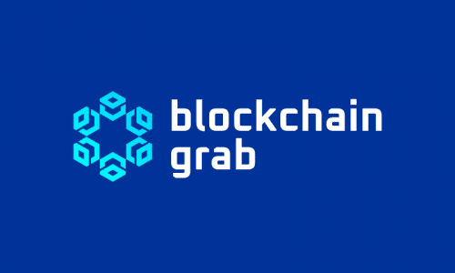 Blockchaingrab - Cryptocurrency business name for sale