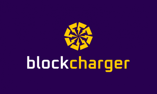 Blockcharger - VC startup name for sale