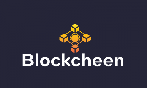 Blockcheen - Cryptocurrency company name for sale