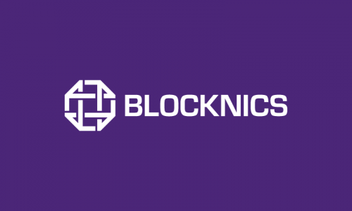 Blocknics - Cryptocurrency product name for sale