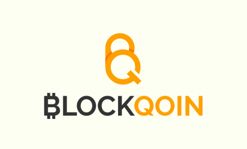 Blockqoin - Cryptocurrency startup name for sale