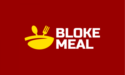 Blokemeal - Food and drink domain name for sale