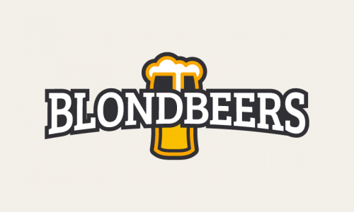 Blondbeers - Alcohol brand name for sale