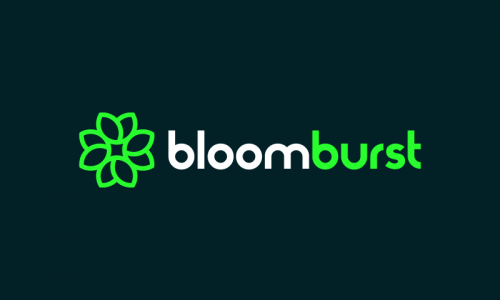 Bloomburst - Retail company name for sale