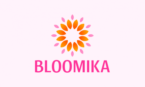 Bloomika - Modern company name for sale