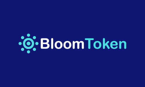 Bloomtoken - Cryptocurrency brand name for sale