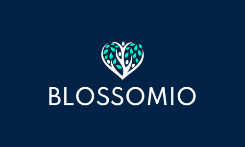 Blossomio - Venture Capital startup name for sale