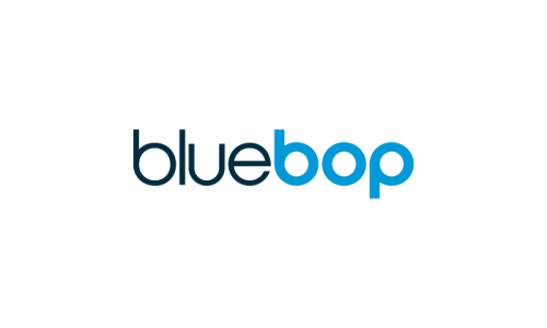 Bluebop - Appealing startup name for sale