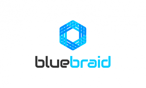 Bluebraid - Marketing startup name for sale