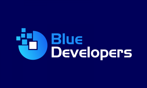 Bluedevelopers - Business startup name for sale