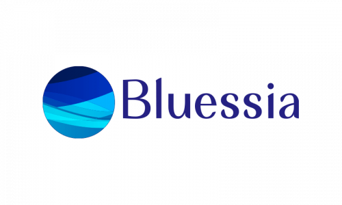 Bluessia - Healthcare startup name for sale